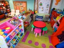 Junior Room Ages 3-4 years
