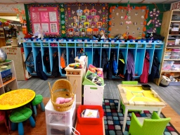 Senior Room Ages 4-6 years