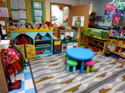 Ladybug Toddler Room Ages 19 months-3 years